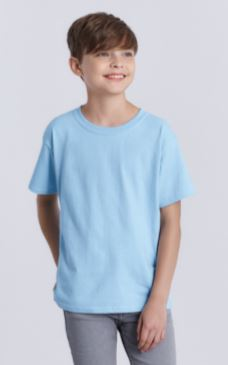 t shirt heavy cotton kids